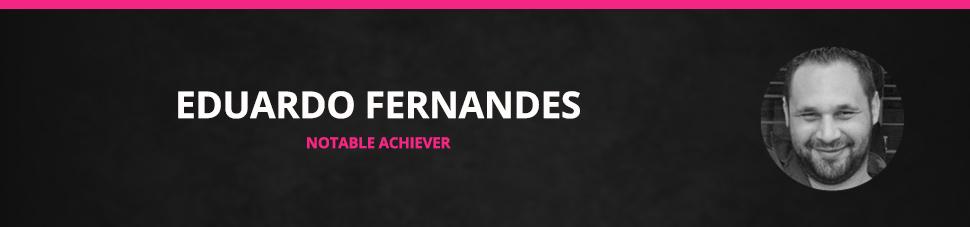 notable achiever getsmarter eduardo banner