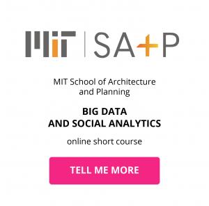 CTA card MIT big data and social analytics