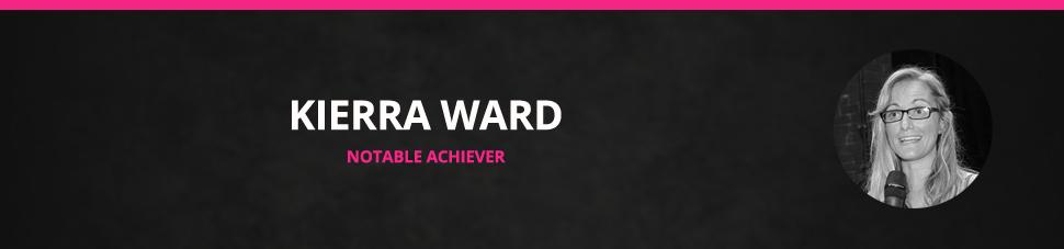 notable achiever getsmarter kierra banner