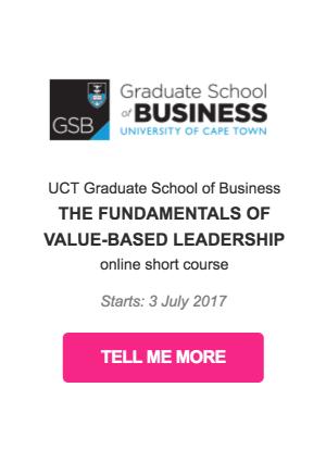 CSR course value-based leadership