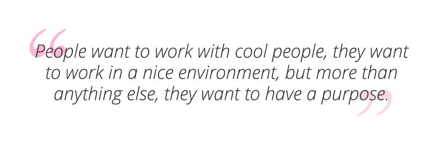 CSR quote purpose