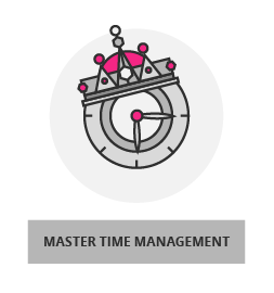 time management button