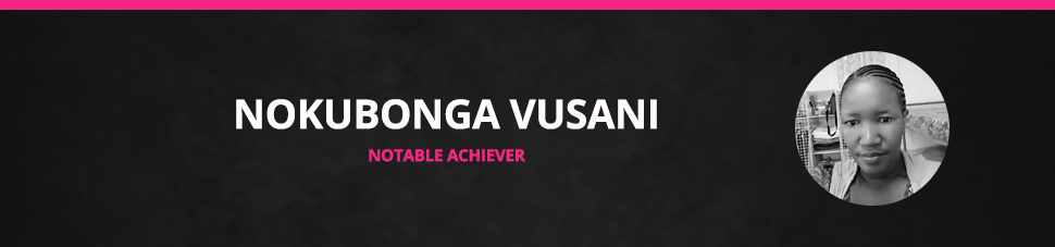 notable achiever getsmarter nokubonga banner