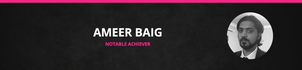 notable achiever getsmarter ameer banner