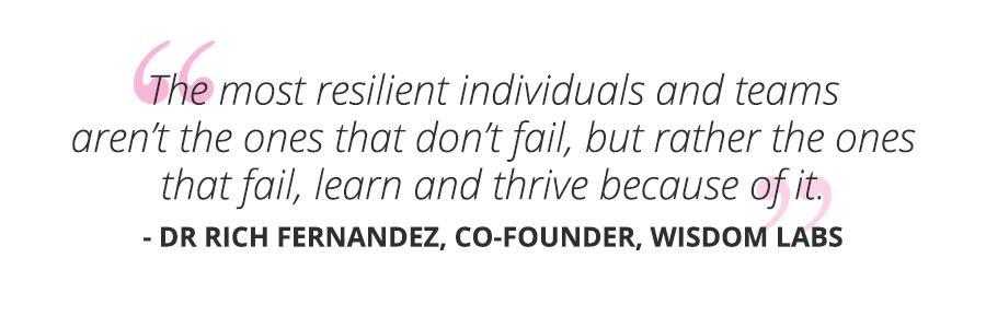 emotional resilience failure