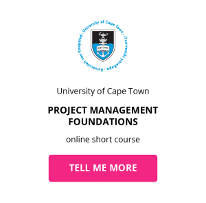 GetSmarter_Online_Short_Course_Project_Management