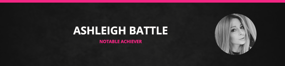 notable achiever getsmarter ashleigh