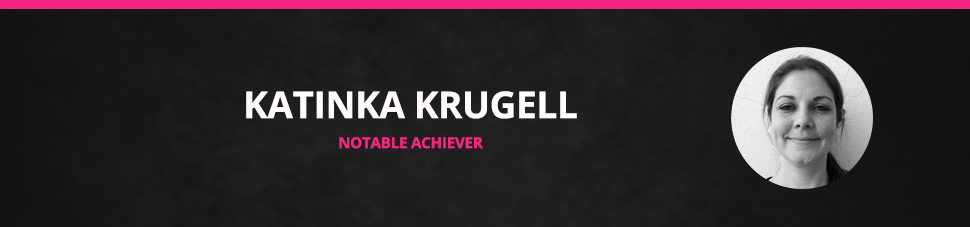 notable achiever getsmarter katinka banner