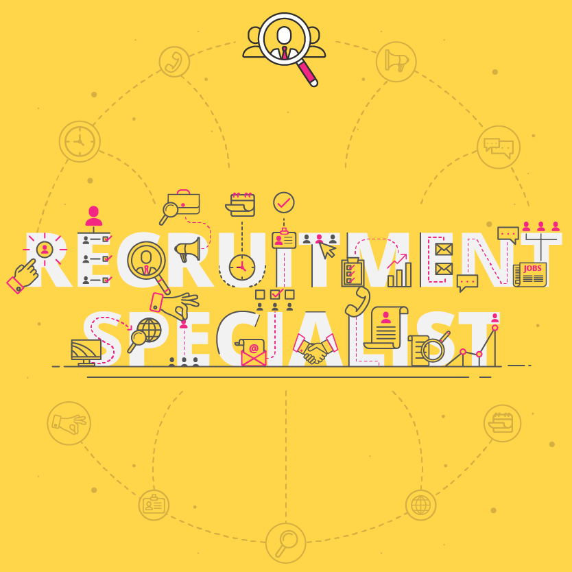 Recruitment specialist banner 2
