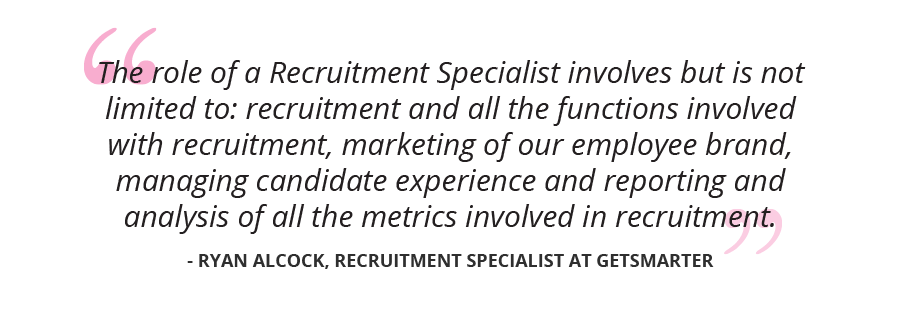 recruitment specialist 1