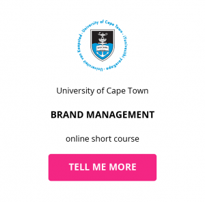 brand management brand manager uct brand management online short course