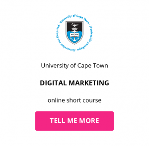 brand management brand manager uct digital marketing online short course
