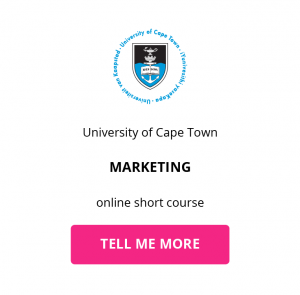 brand management brand manager uct marketing online short course