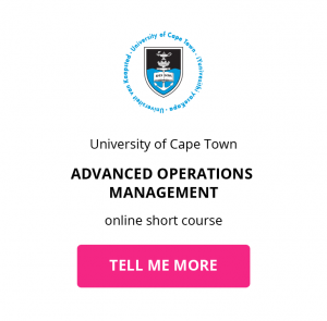 COO_Advanced Operations Management