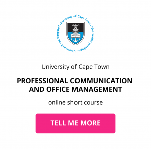 COO_Professional Communication and Office Management