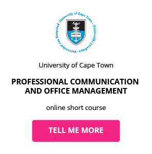 Professional communication and office management_how to become an office manager_getsmarter blog