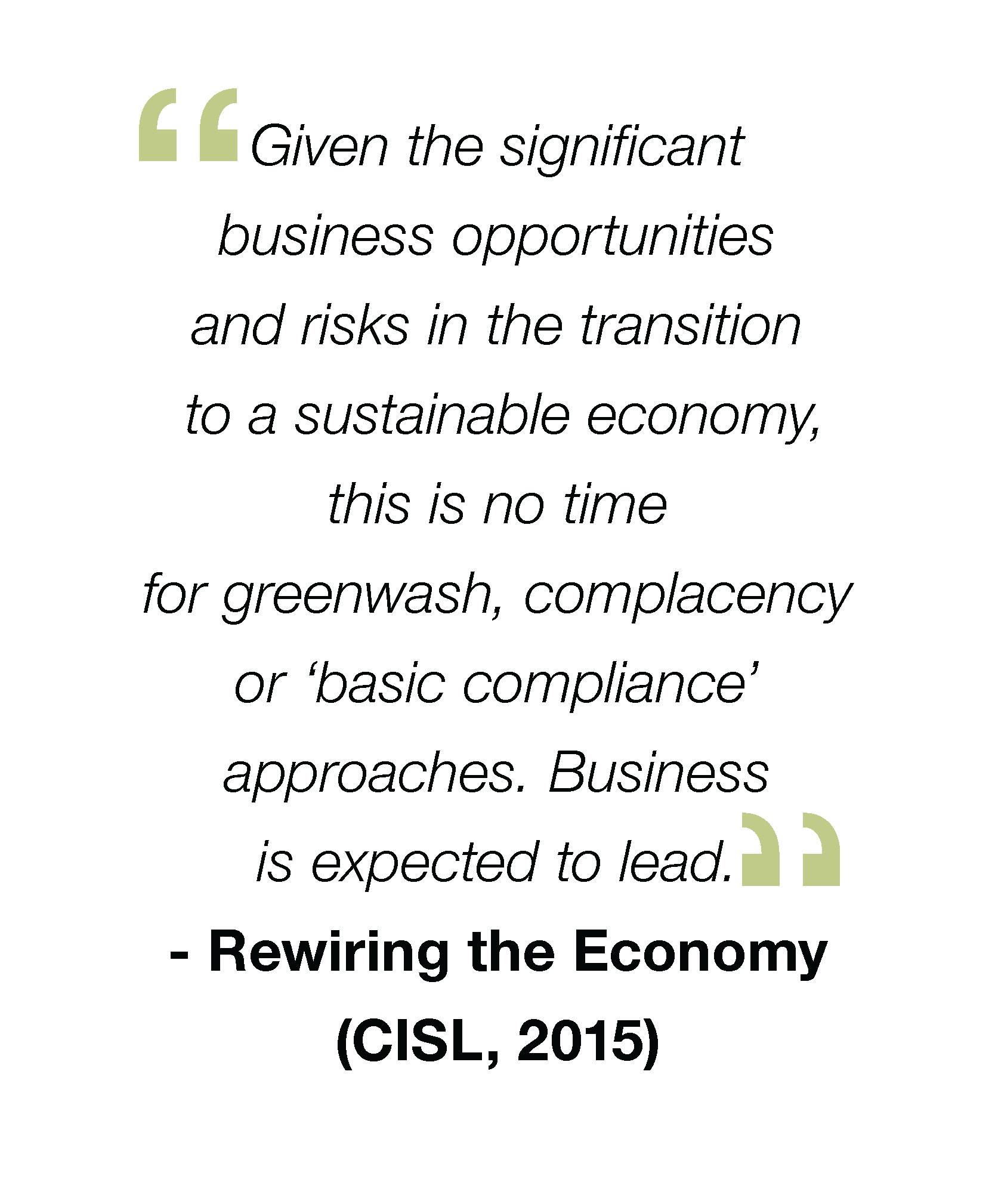 greenwashing cambridge institute for sustainability leadership business sustainability management online short course getsmarter quote mobile