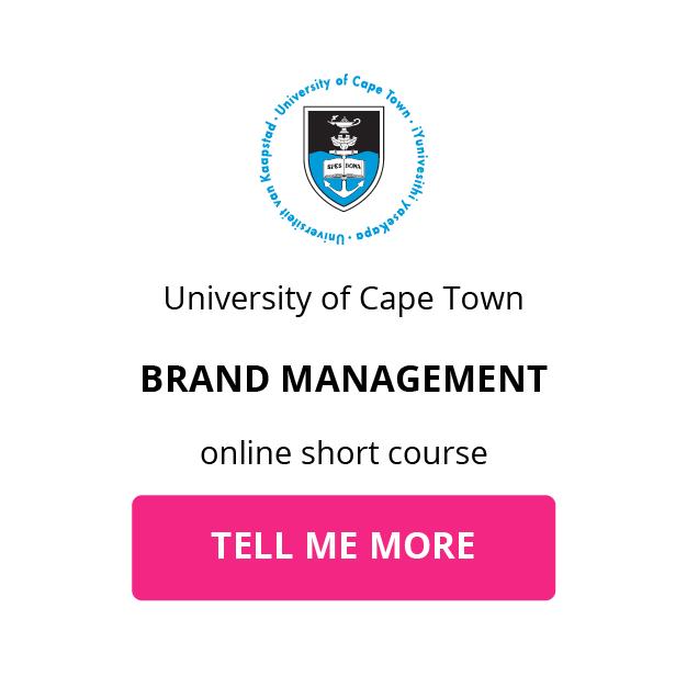 UCT Brand Management GetSmarter