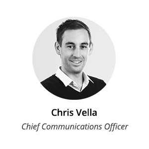 Is Your Career Path Leading You To The C-Suite chris vella chief communications officer