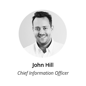 Is Your Career Path Leading You To The C-Suite john hill chief information offcier