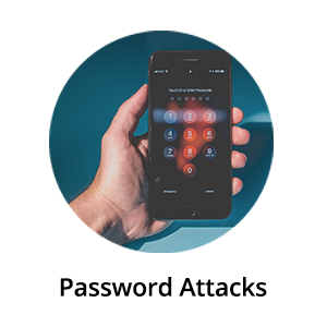 PasswordAttacks_Bubble_The opportunities and risks of AI in cybersecurity