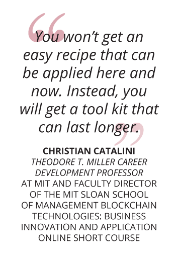 MIT Blockchain - Christian Catalini