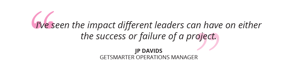 getsmarter step into management jp davids career advice desktop1