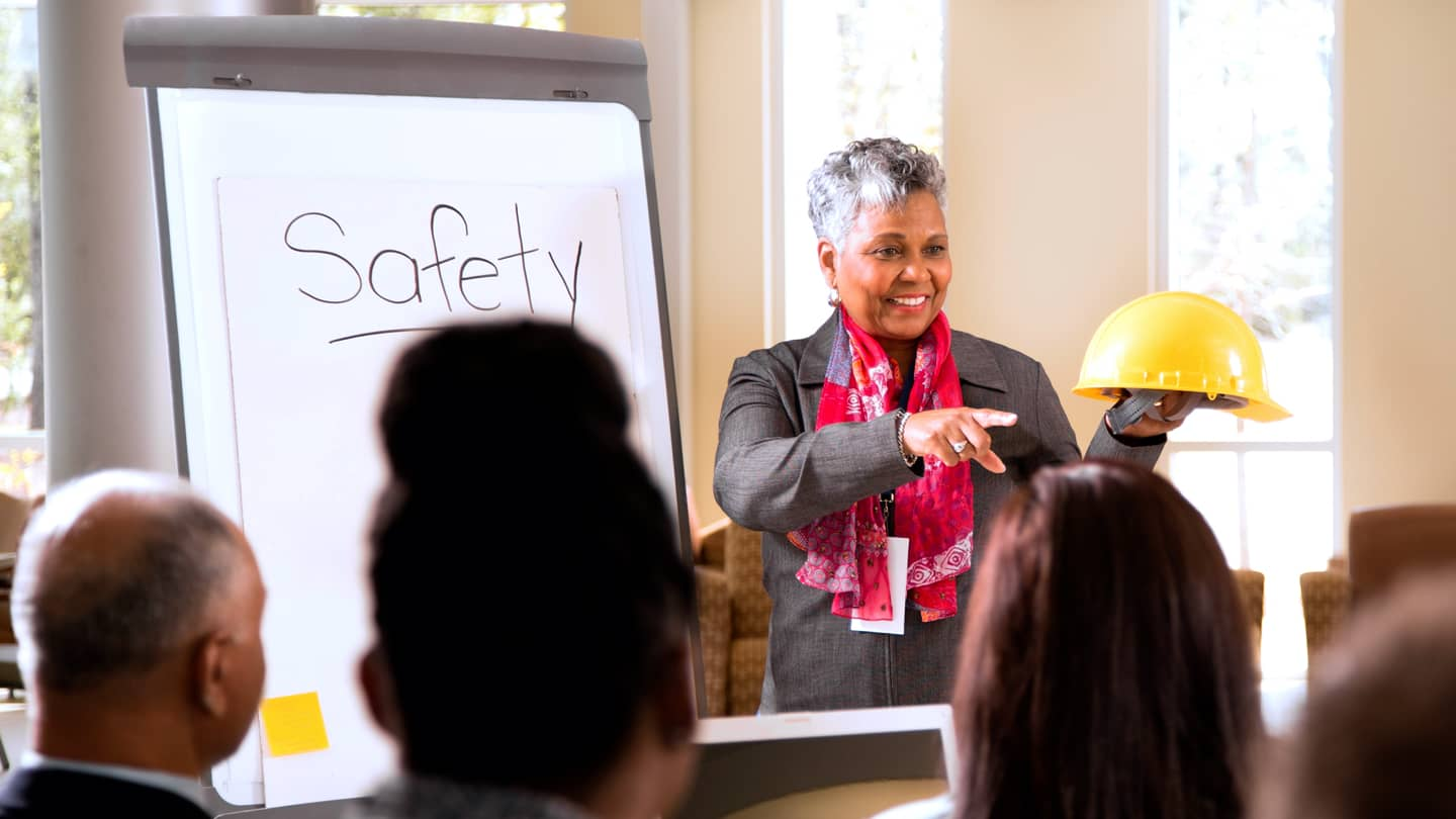 UCT Occupational Health and Safety online short course banner